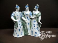 "Скульптура ""Три сестры"""